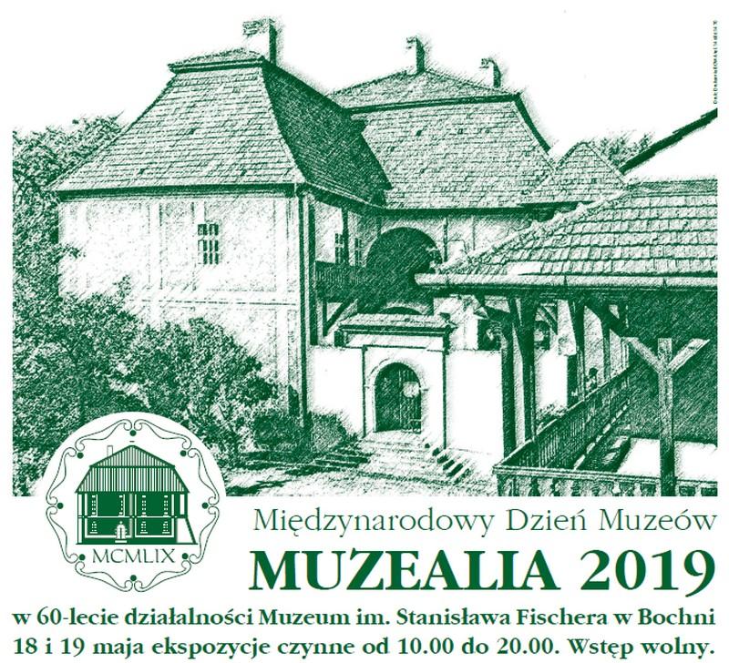 Muzealia 2019 Bochnia